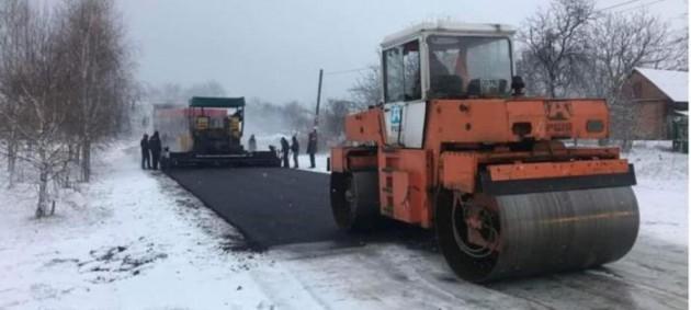 Укравтодор не заплатит за дорожно-ремонтные работы, проведенные зимой