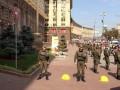 Мэрия столицы эвакуирована из-за сообщения о мине