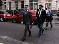 Наливайченко прибыл в Генпрокуратуру с бойцами Альфы