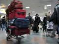 В аэропорту Борисполь не смог взлететь самолет