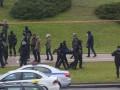 Протесты в Минске: задержания, газ и взрывы