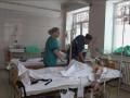 Украинские врачи спасли брошенного на поле боя боевика