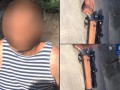 В Запорожье мужчина разгуливал с ружьем и угрожал окружающим
