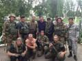 Луценко: мой и президентский сыновья уже второй месяц на фронте
