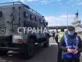 """""""Главное, что в маске"""": Полиция задержала минера моста Метро в Киеве"""