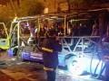 СМИ сообщают о взрыве в автобусе в Ереване: есть жертвы