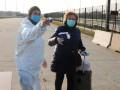 Украинцев начали пускать пешком через границу с Польшей