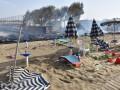 Лесные пожары в Португалии: пострадали 30 человек
