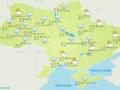 Долгожданные дожди: В понедельник Украину ожидают грозы и шквалы