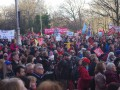 В Ирландии массово протестовали против абортов