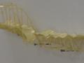 В Киеве сделали Керченский мост из спагетти и лапши