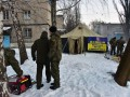 Полиция показала, как служит в Авдеевке