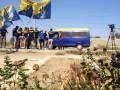 К блокаде Крыма присоединились активисты Азова