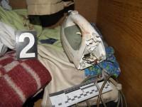 В Киеве сын до смерти избил свою мать утюгом