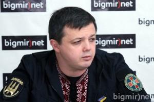 Онлайн-конференция с Семеном Семенченко: задай вопрос