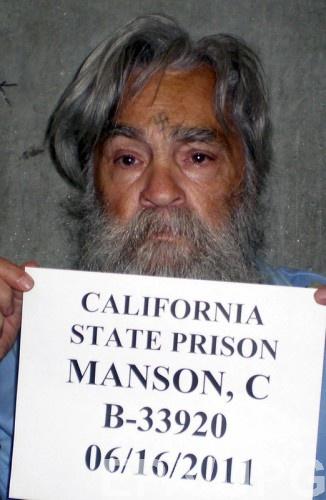 Мэнсон умер в больнице округа Керн