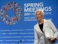 Пятый транш будет доступен при условии продолжения реформ - МВФ