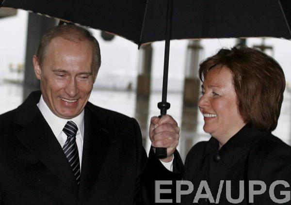 Людмила Путина начала новую жизнь - с новым мужем в новой вилле