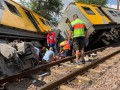 В ЮАР столкнулись два поезда: сотни пострадавших