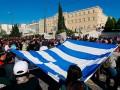 Греческие СМИ объявили забастовку