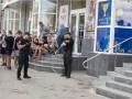 В Днепре избили и стреляли в активистов, пришедших в подпольное казино