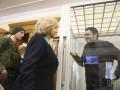 Москалькова довольна решением по Вышинскому и обещает вернуться в Киев