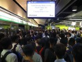 Протестующие в Гонконге нарушили работу поездов