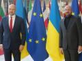 Шмыгаль встретился с главой Евросовета и обсудил ассоциацию с ЕС