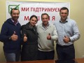 Мэром Глухова избран француз Мишель Терещенко