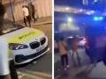 В Лондоне беспорядки: пострадали 22 полицейских