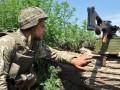 На Донбассе с начала суток ранены двое военных