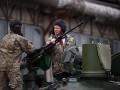 Ляшко с танка пригрозил доехать до Москвы