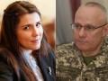 Командующий ВСУ Хомчак женат на новой главе Черниговской ОГА