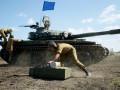 Снайперы гибридной армии обстреляли участок разведения войск