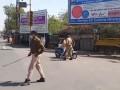 Полиция Индии палками разогнала протестующих
