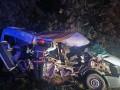 На трассе Киев-Чоп в ДТП погиб пассажир маршрутки
