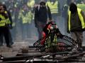 В Париже оценили убытки от протестов