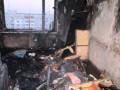 Под Запорожьем мужчина спас двух детей из горящей квартиры