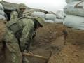 Военные на Донбассе готовят передовые позиции к зиме