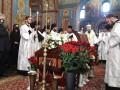 Сегодня в Киеве состоялась панихида по отцу Порошенко