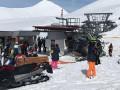 В аварии подъемника на курорте в Грузии пострадали украинцы
