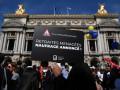 Французы протестуют против пенсионной реформы