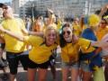 Опрос: Большинству европейцев, посетивших Евро-2012, понравилась Украина