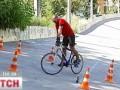Украинец установил мировой рекорд, удерживая равновесие на велосипеде более пяти часов