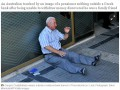 Австралиец решил помочь плачущему греку, увидев его фото
