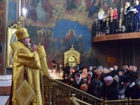 В Виннице в храме УПЦ МП аплодисментами встретили переход в ПЦУ