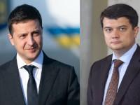 Зеленский конфликтовал с Разумковым и предлагал ему уйти в отставку - СМИ