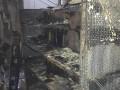 Во Львове дотла сгорел зоомагазин