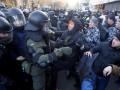 Полиция Киева отпустила задержанных после угроз Нацкорпуса