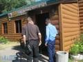 В Киеве произошла перестрелка в кафе, есть раненые